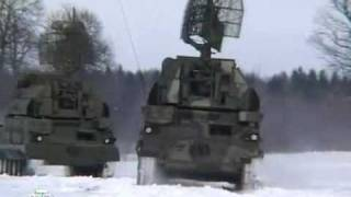 Tor M1 9M330 Air Defense System
