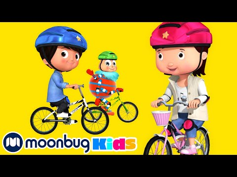 Riding A Bike Song | Original Songs | By LBB Junior
