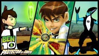 Ben 10: Protector of Earth Walkthrough Part 2 (Wii, PS2, PSP) Level 2 : Mesa Verde