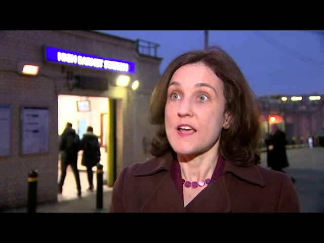 Theresa Villiers: 'Current Brexit deal not in national interest'