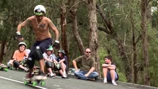 All About Oz Cliff Coleman & Sergio Yuppie Tour - Melbourne Slide Jam