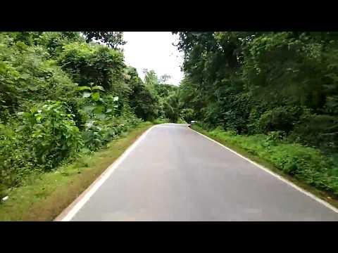 Tour Karnataka - Thirthahalli - Shimoga Route