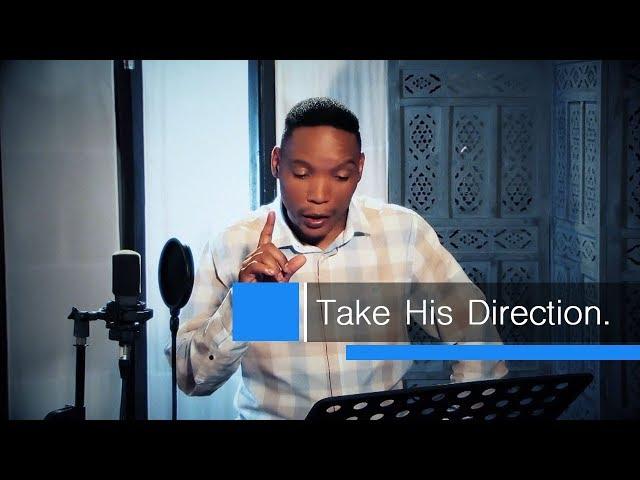 Pastor Neyi Zimu Devotional - Take His Direction