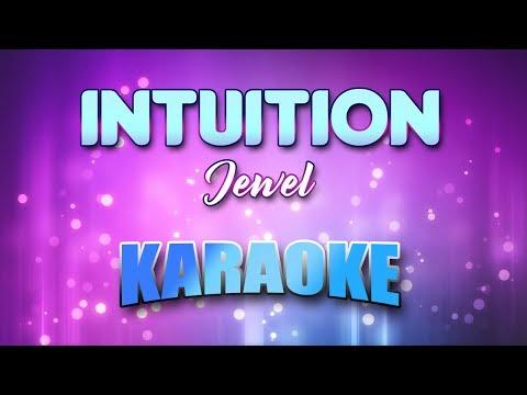 Jewel - Intuition (Karaoke & Lyrics)