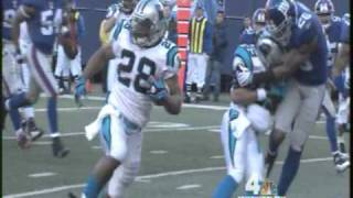 NY Giants & Carolina Panthers Recap on Mike'd Up