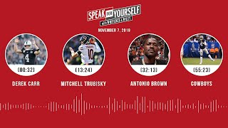 SPEAK FOR YOURSELF Audio Podcast (11.07.19)with Marcellus Wiley, Jason Whitlock | SPEAK FOR YOURSELF