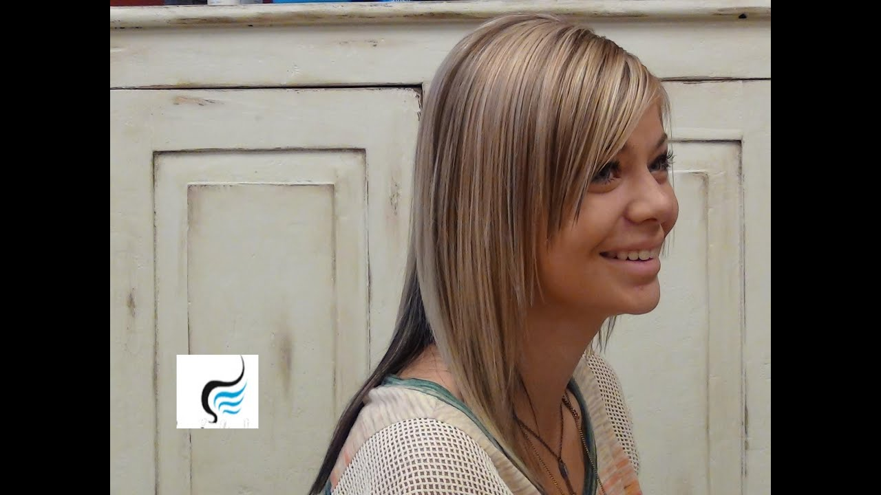 Inspirational Layered Bangs Hairstyles Hairstyle Ideas