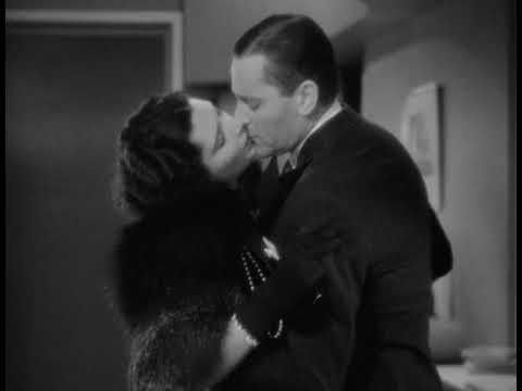 Trouble in Paradise (1932) - mirror kisses