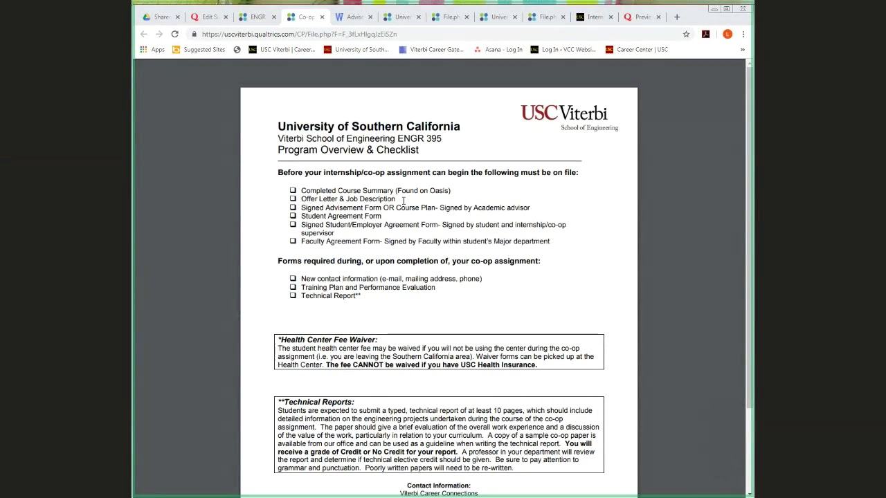 Internships - USC Viterbi   Career Services