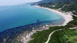 () - Ligia Beach - Preveza - flight Eng subs