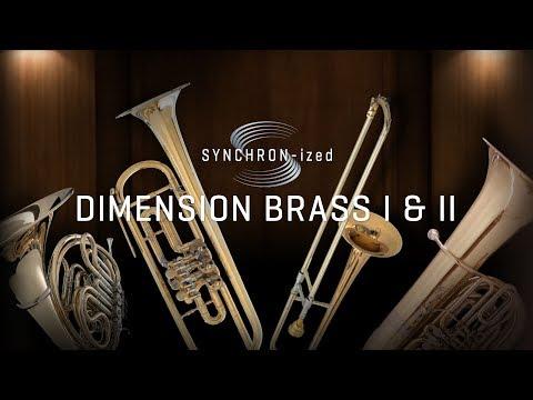 SYNCHRON-ized Dimension Brass I & II Introduction