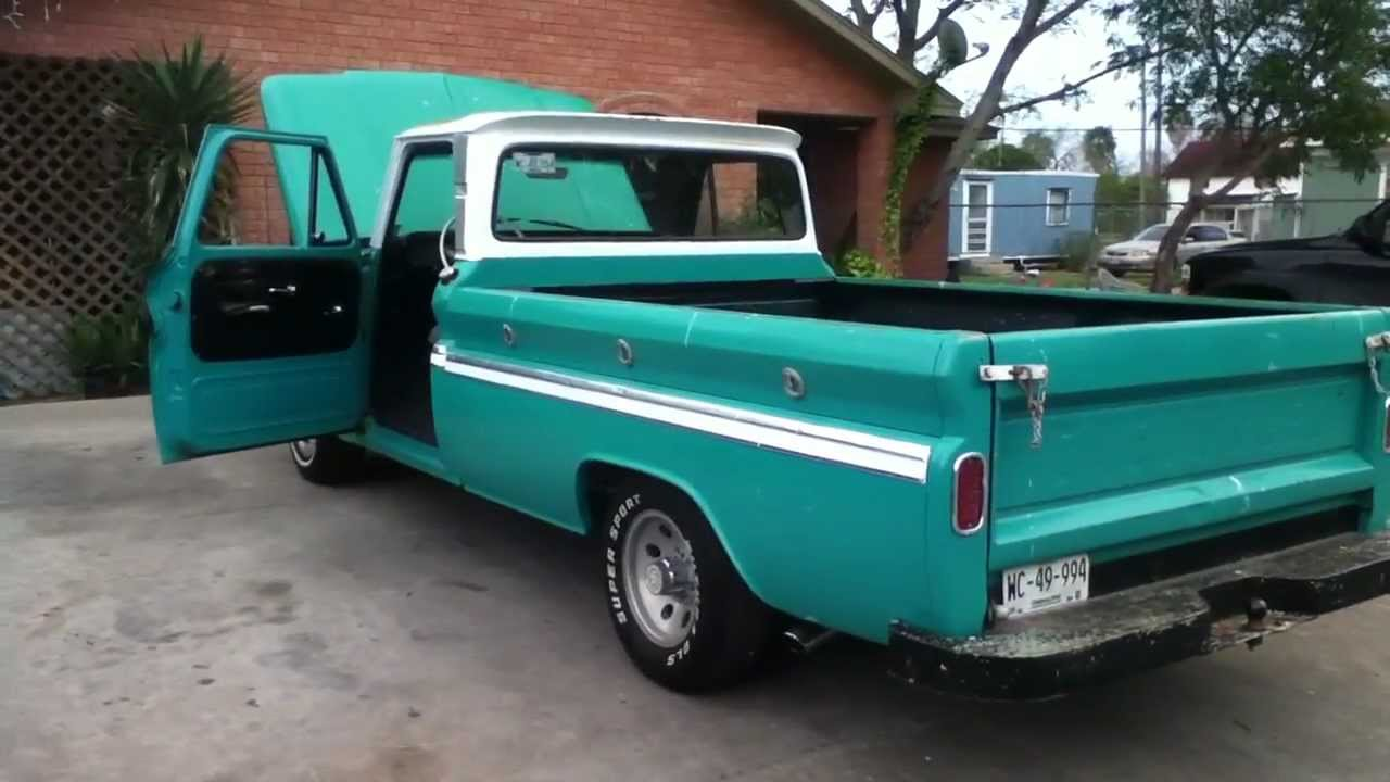 1964 chevy c10 youtube. Black Bedroom Furniture Sets. Home Design Ideas
