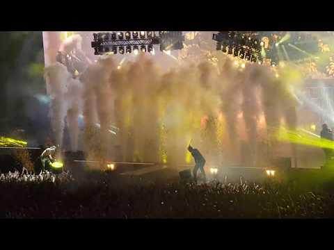 Twenty One Pilots - Trees ( With Tyler Speech )  Live In Prague 16.2.19