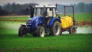 Farmtrac w pole gna, bo pryskać się da ☆ czyli Opryski v2 ㋡ MafiaSolec