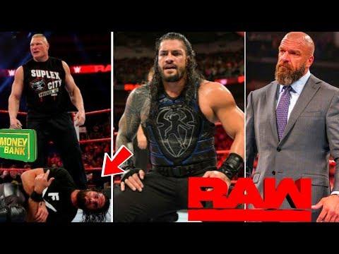 WWE Monday Night Raw 20 May 2019 Highlights  WWE Raw 052019 Highlights