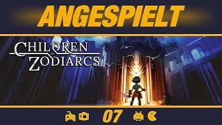 Let's Play ANGESPIELT - Children of Zodiarcs