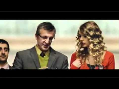 Taylor Swift Advert/Commercial Compilation