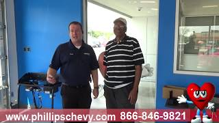 2015 Chevy Cruze - Customer Review Phillips Chevrolet - Used Car Dealer Sales Chicago