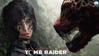 #Shadow Of The #Tomb #Raider  -Lupta cu Jaguarul!