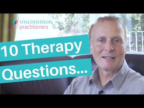 10 Therapy Questions to Get to the Root of the Problem