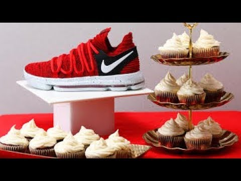 76aa40c37d03 Red Velvet Cupcakes As Made By Kevin Durant - YouTube