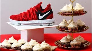 Red Velvet Cupcakes As Made By Kevin Durant thumbnail