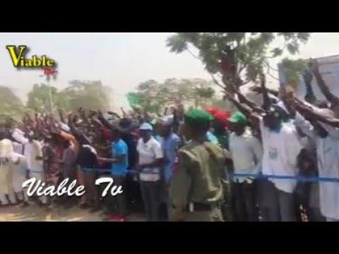 2019 Polls : Buhari Sets Niger Aglow