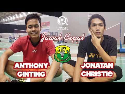 Jawab Cepat bersama Anthony Ginting dan Jonatan Christie Mp3