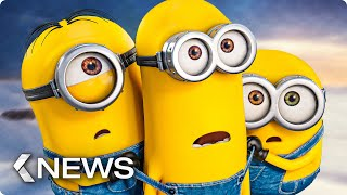 Minions 2: The rise of Gru, Star Wars 9, Tom And Jerry Movie... KinoCheck News