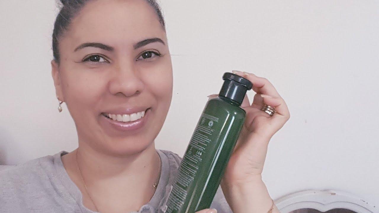 Shampoo Con Ajo Y Jengibre Contra La Caída Del Cabello