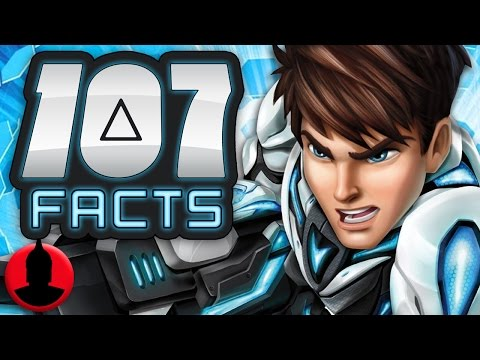 107 Max Steel Facts (ToonedUp #194) | ChannelFrederator