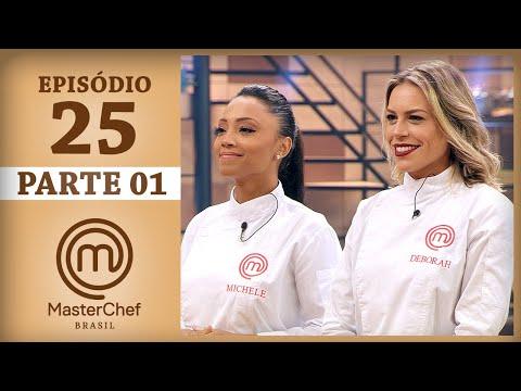 FINAL MASTERCHEF BRASIL (22/08/2017) | PARTE 1 | EP 25 | TEMP 04