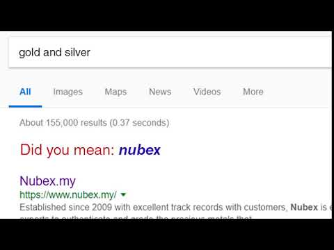 Nubex: Your One-stop Gold And Silver Solution