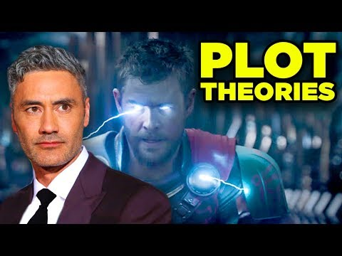 THOR 4 Confirmed! Taika Waititi Returning & Plot Theories!