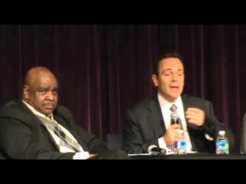 Kentucky Governor Matt Bevin and Lt. Governor Jenean Hampton Discuss Education