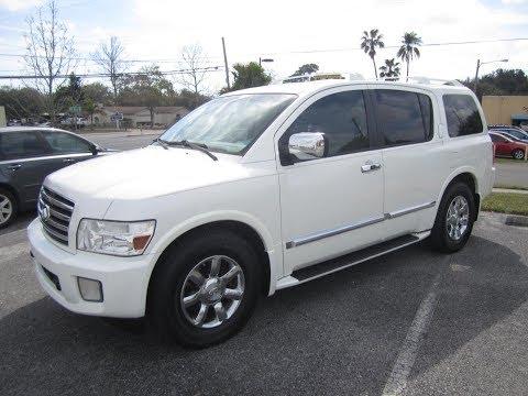SOLD 2007 Infiniti QX56 Meticulous Motors Inc Florida For Sale