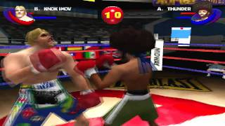 Playstation 1 classics Ready 2 Rumble Boxing Round 2