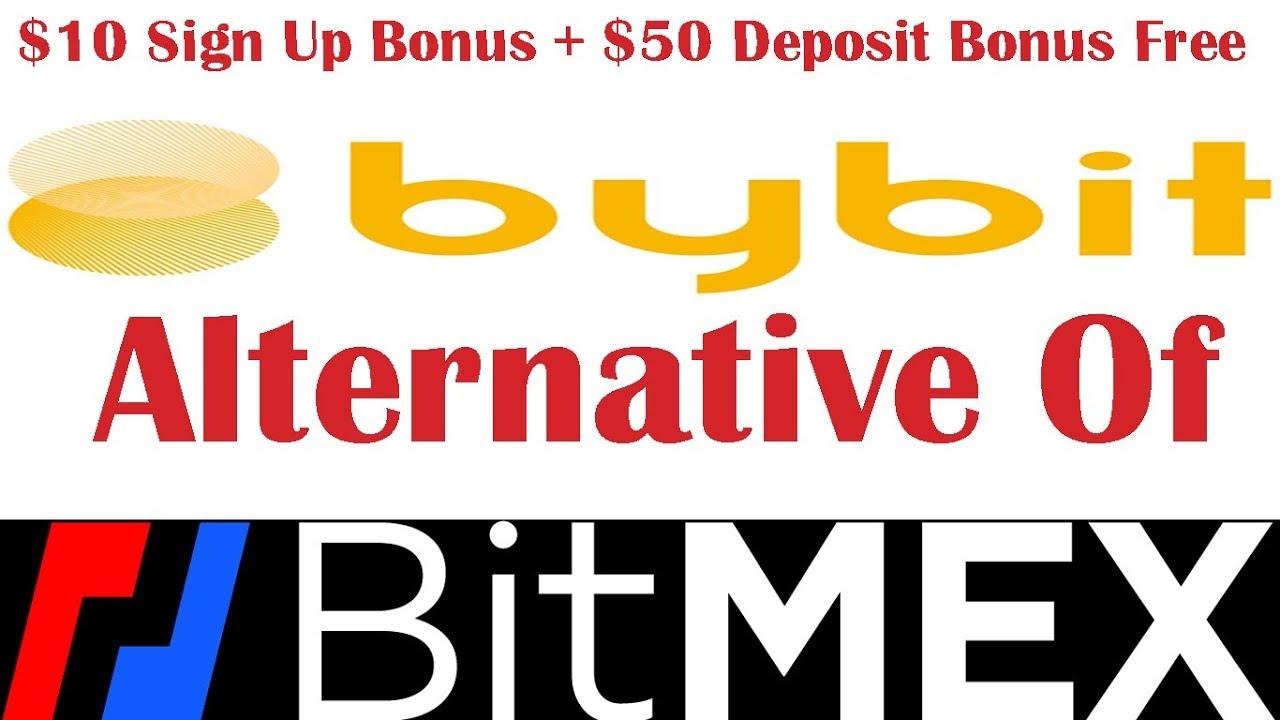 Bybit Referral Code : $10 Sign Up Bonus + $50 Deposit Bonus Free | Bitmex  Alternative