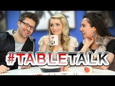 Theater Kids, King Jew, and did Lee just kiss Trisha? on #TableTalk