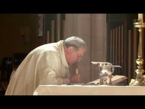 Liturgical Parts and Purpose of The Mass