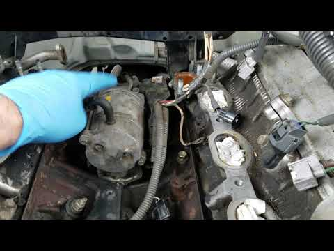 Toyota 2006 Tundra Starter Removal