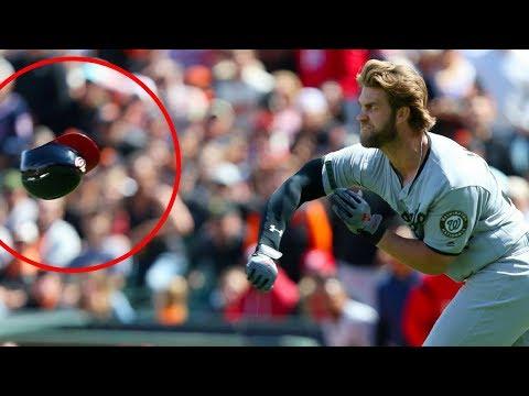 MLB Throwing Helmets (HD)