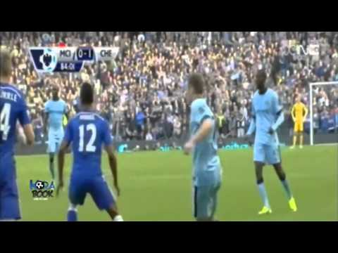 Manchester City vs Chelsea 2014 1 1 All Goals and Highlights  Premier League  HD