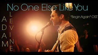 Adam Levine - No One Else Like You [LYRICS]