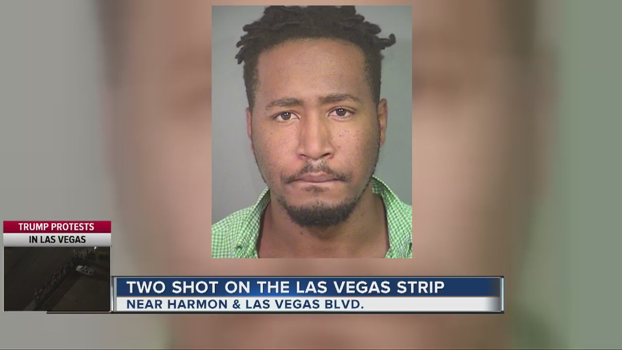 Shooting Update: Las Vegas Strip Pedestrian Bridge Shooting Suspect
