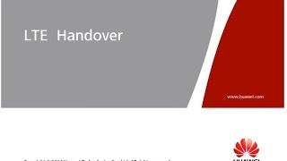 вебинар 345G 13: Эстафетная передача в LTE в режиме соединения (Handover)