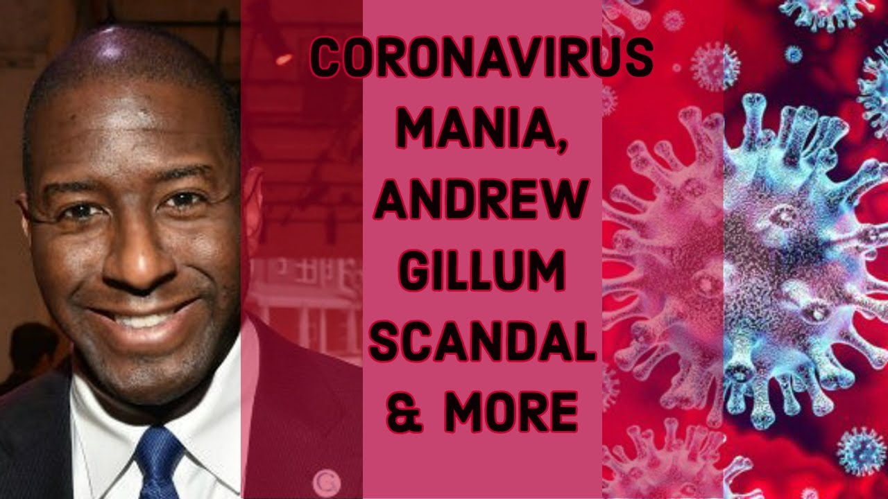 Nicole's View Live: Coronavirus Mania, Andrew Gillum Scandal & More