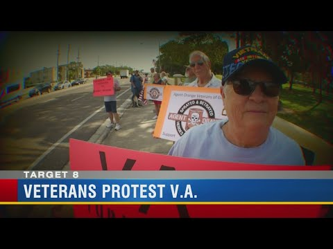 Sprayed and Betrayed: Veterans exposed to Agent Orange feel abandoned by VA