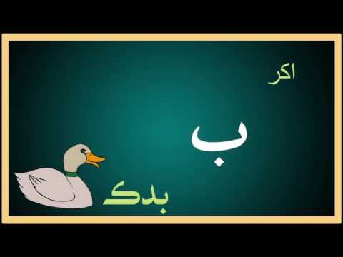 Sindhi Audio Lessons (Sindhi Alphabet Phonemes)