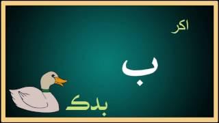 Sindhi Audio Lessons (Sindhi Alphabet Phonemes)